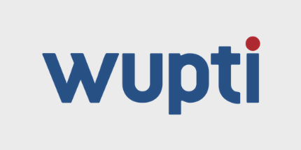 Wupti Tilbud Logo udsalg til black friday og singles day