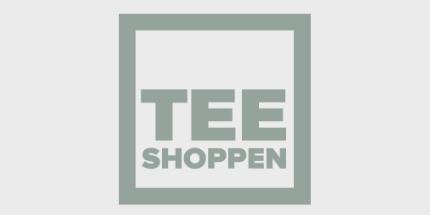 Teeshoppen logo black friday og singles day udsalg